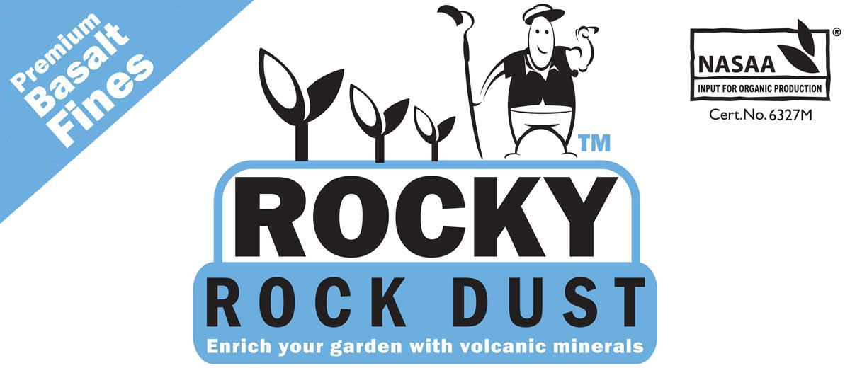 Rocky Rock Dust, exclusively at Green Life Soil Co